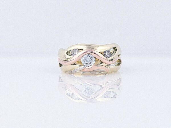 Gemma Baker Kimberley Diamond Ring