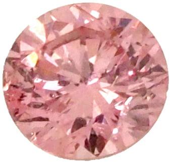Single Pink Diamond