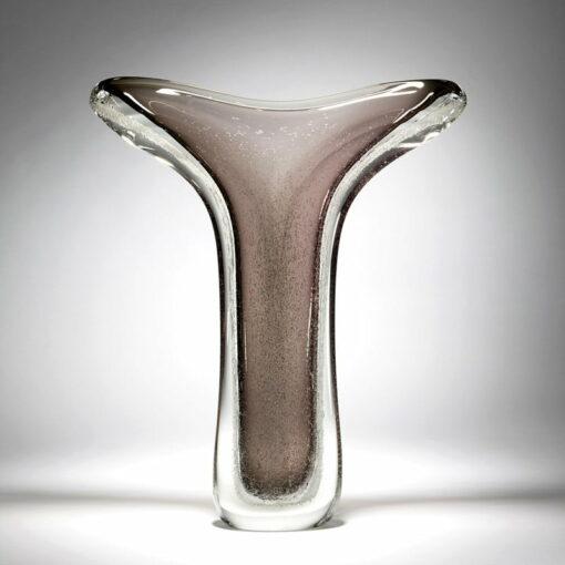 Grant Donaldson Iceberg Vase Bronze