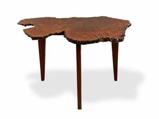 Organic Jarrah Burl Entry Table