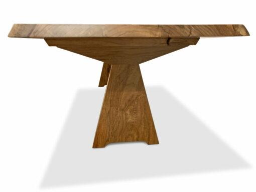 Slimline Nara Marri Dining Table Side