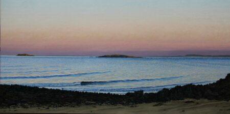 Christine Lawrence Point Samson Painting 1