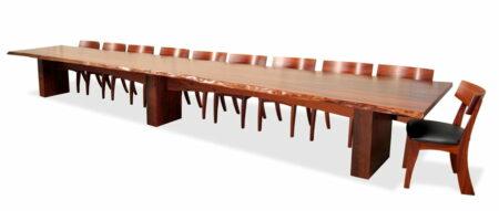 6m Slab Dining Table