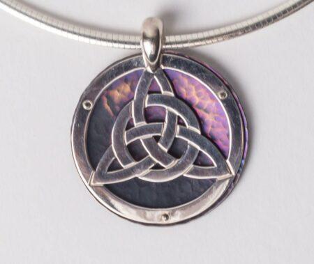 Amilia Adams Celtic Pendant