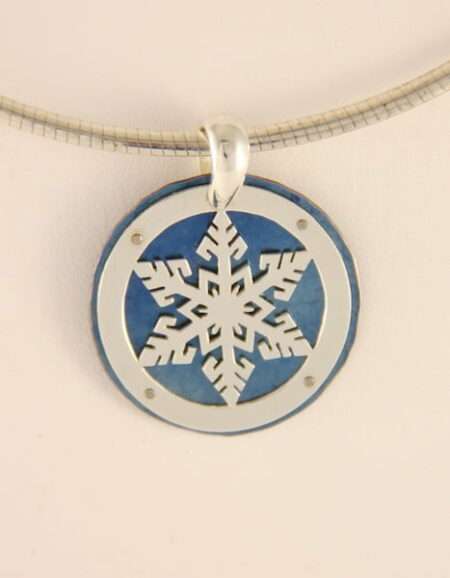 Amillon Snowflake Pendant