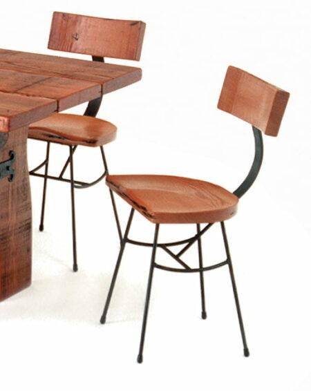 Blacksmith Chair