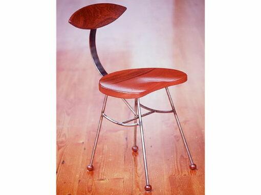 Cafe Dining Chair Jarrah Timber