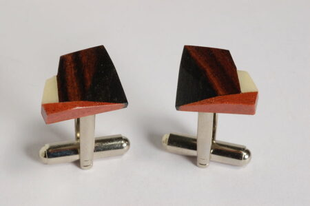 Cufflink F By Brendon Collins Image 1 Timber 75dpi