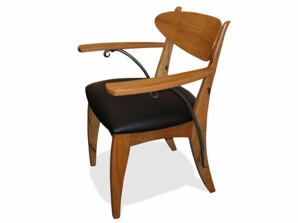 Dance Carver Dining Chair Marri Timber