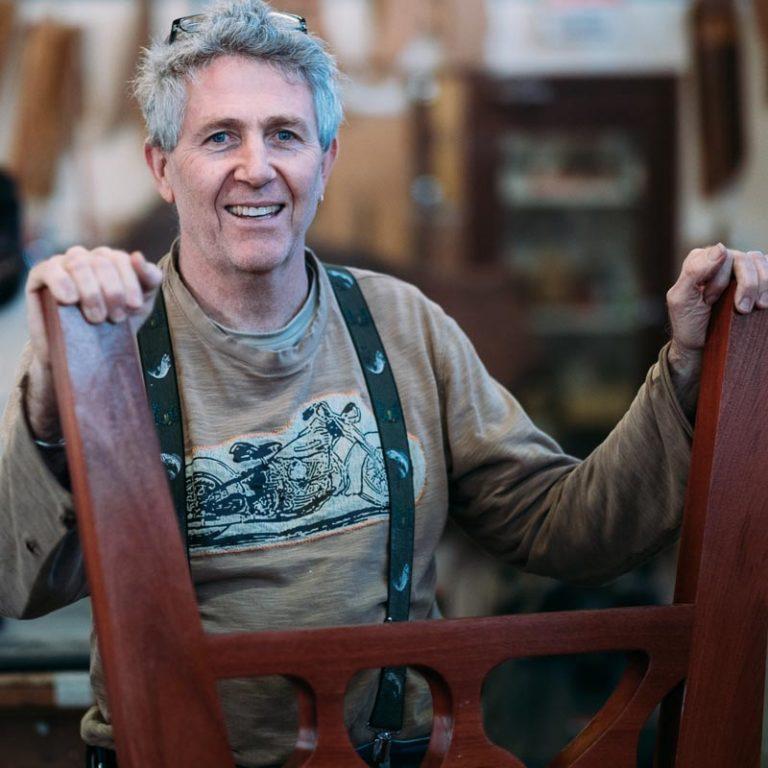 David Paris Jahroc Furniture Owner Maker