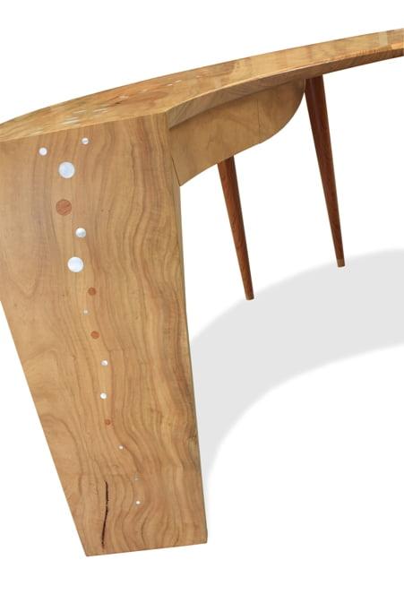 Desk Wtlagoon Myles Inlay Detal