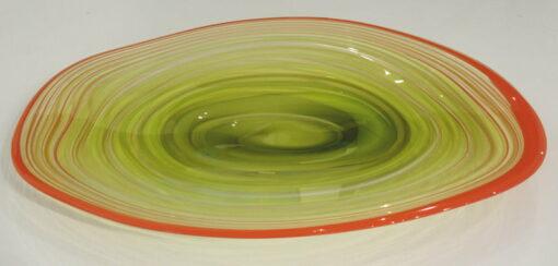 Eileen Gordon Centrifugal Platter Green