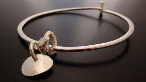 Emma Cotton Saturns Ring Bracelet 250