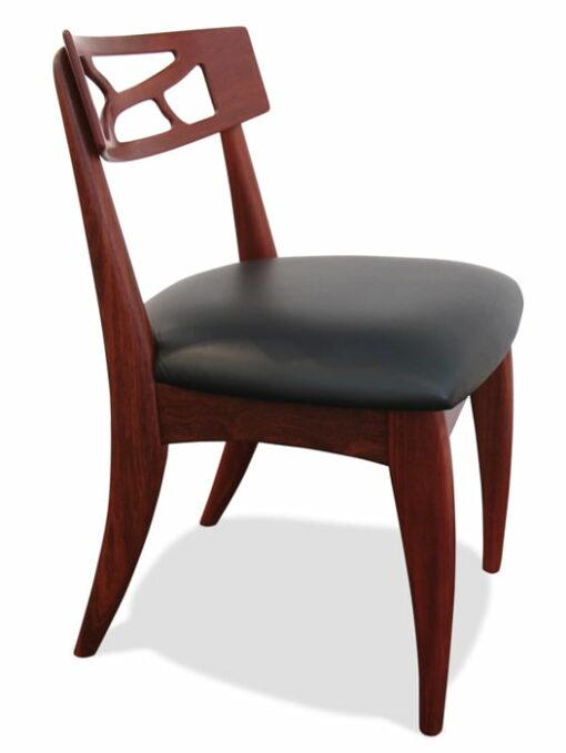 Filigree Dance Dining Chair Jarrah