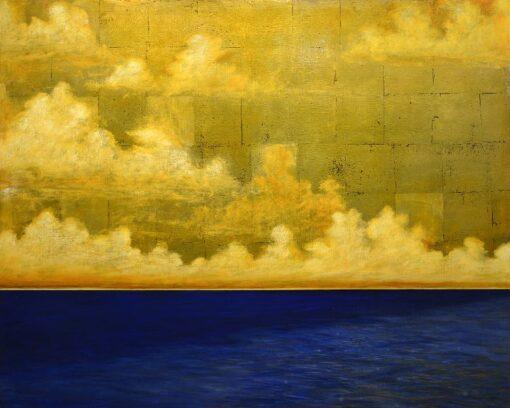 Golden Dawn 150x120cm