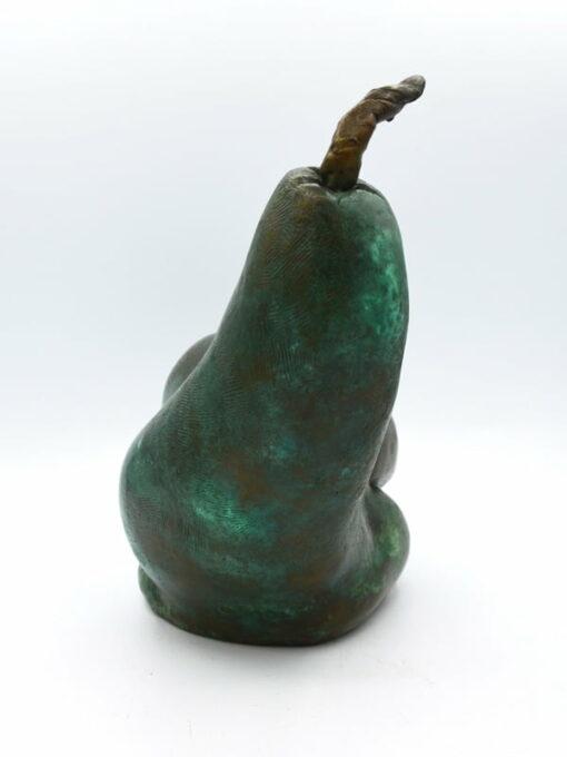 Greg James Pear 2128 Front Sculpture