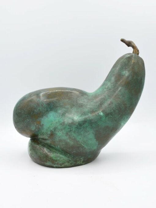 Greg James Pear 2128 Side 1 Sculpture