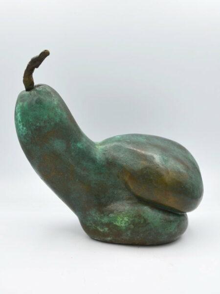 Greg James Pear 2128 Side 2 Sculpture