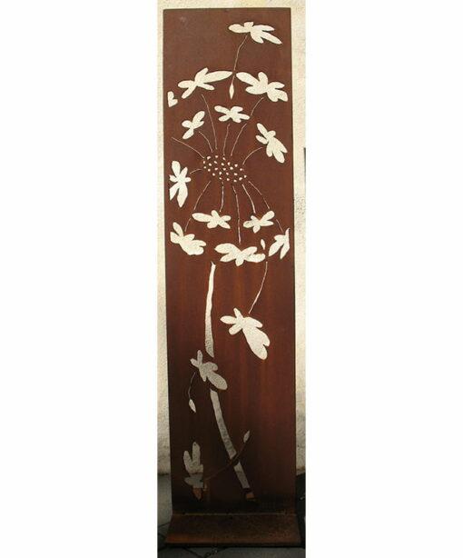 Inge Giebeler Dandelion Metal Sculpture