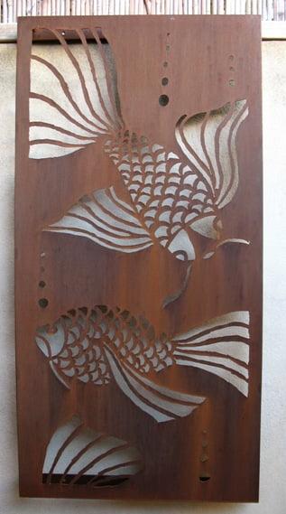 Inge Giebeler The Fish 890