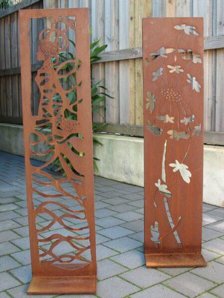 Inge Giebeler Standing Pieces Together