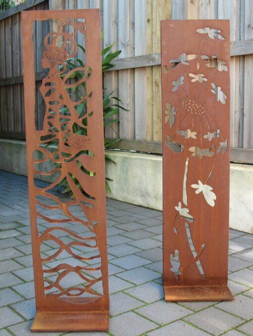 Inge Giebeler Standing Pieces Together1