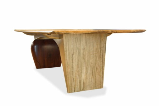 Kimberley Boab Dining Table Cliff End View
