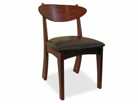 Murchison Dining Chair Oval Backrest