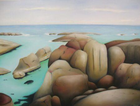 Shane Moad Elephant Rocks Denmark