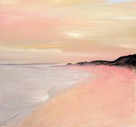 Shaun Atkinson Breathe Oil On Canvass 140cm X 150cm 12000