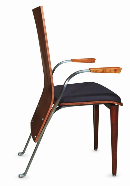 Silhouette Carver Chair