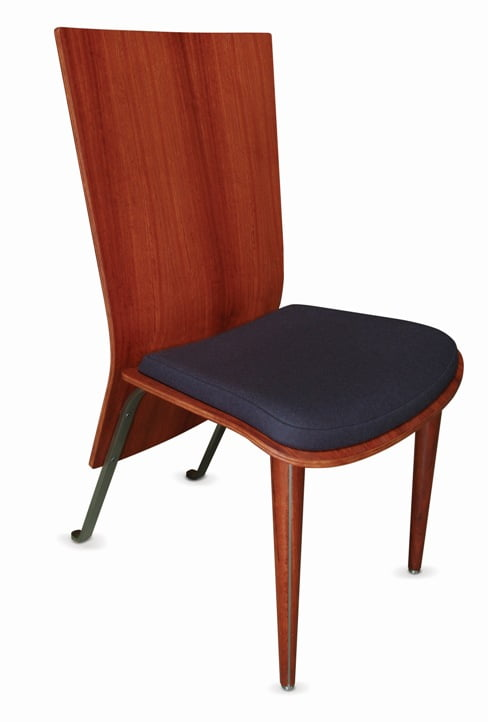 Silhouette Chair Front