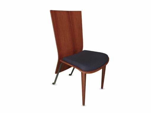 Silhouette Dining Chair Jarrah