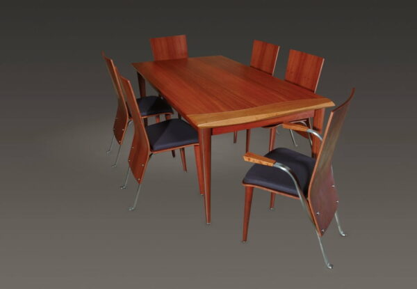 Silhouette Dining Suite