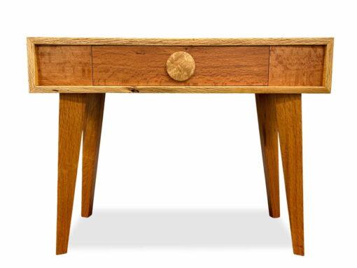 Retro Sheoak Entry Table Jahroc Furniture