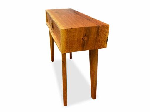 Retro Sheoak Entry Table Side Jahroc Furniture