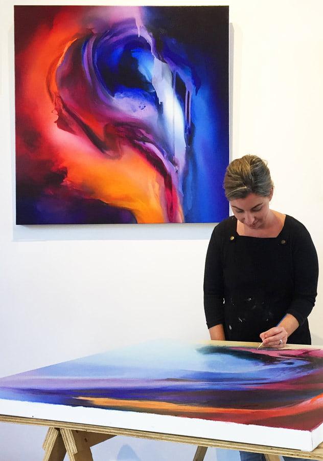 Liv Vardy Artist In Residence