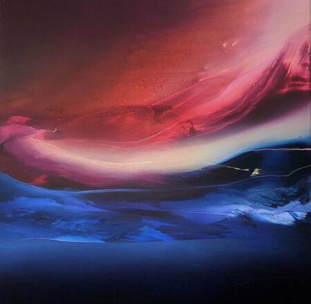 Liv Vardy Starlight Painting