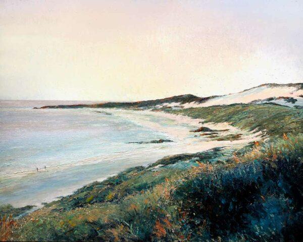 Peter Scott Quiet Time Painting