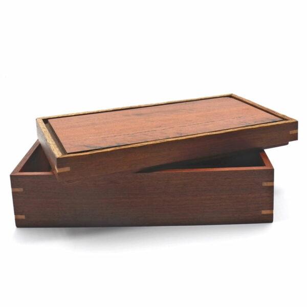 Andrew Potocnik Red Gum Wooden Box