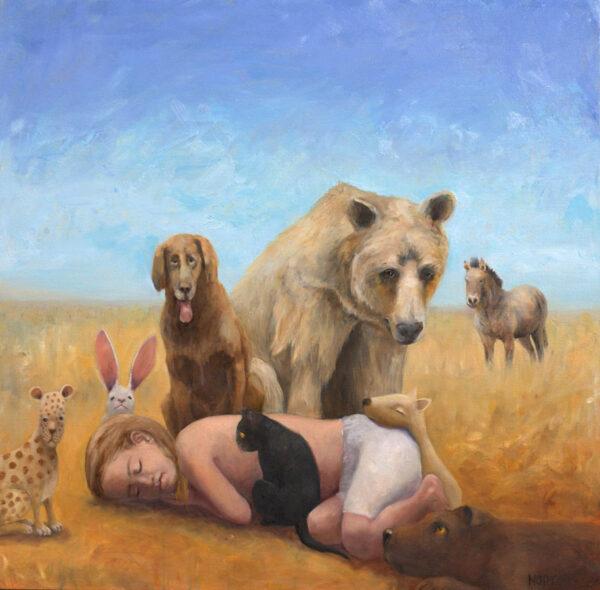 Helen Norton The Dream Painting