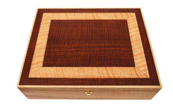 Jagath Prasantha Featured Inlay Collectors Document Box