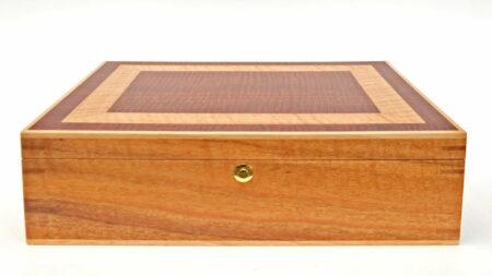 Jagath Prasantha Featured Inlay Collectors Document Box Front