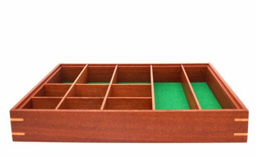 Jagath Prasantha Featured Inlay Collectors Document Box Tray