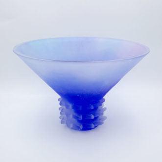 Silvana Ferrario A Good Foundation Glass Art