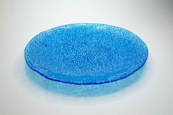 Silvana Ferrario Sparkle 5 Glass Plate Siju10