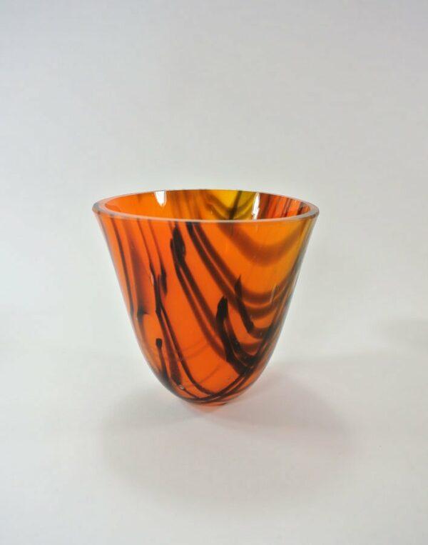 Silvana Ferrario Step Out Of Line 11 Glass Siju11