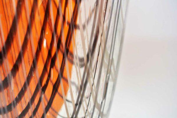 Silvana Ferrario Step Out Of Line Glass Siju15
