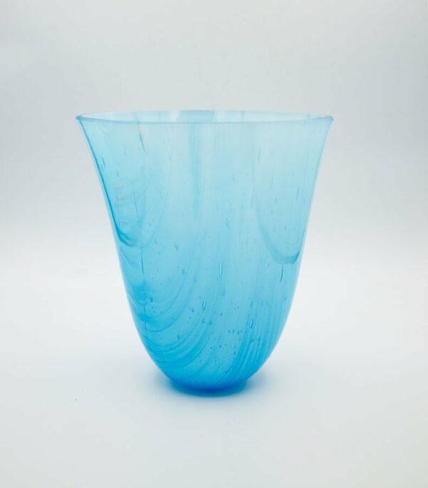 Silvana Ferrario Step Out Of Line 16 Glass Vase Siju12
