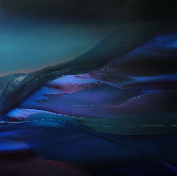 Liv Vardy Linger Painting